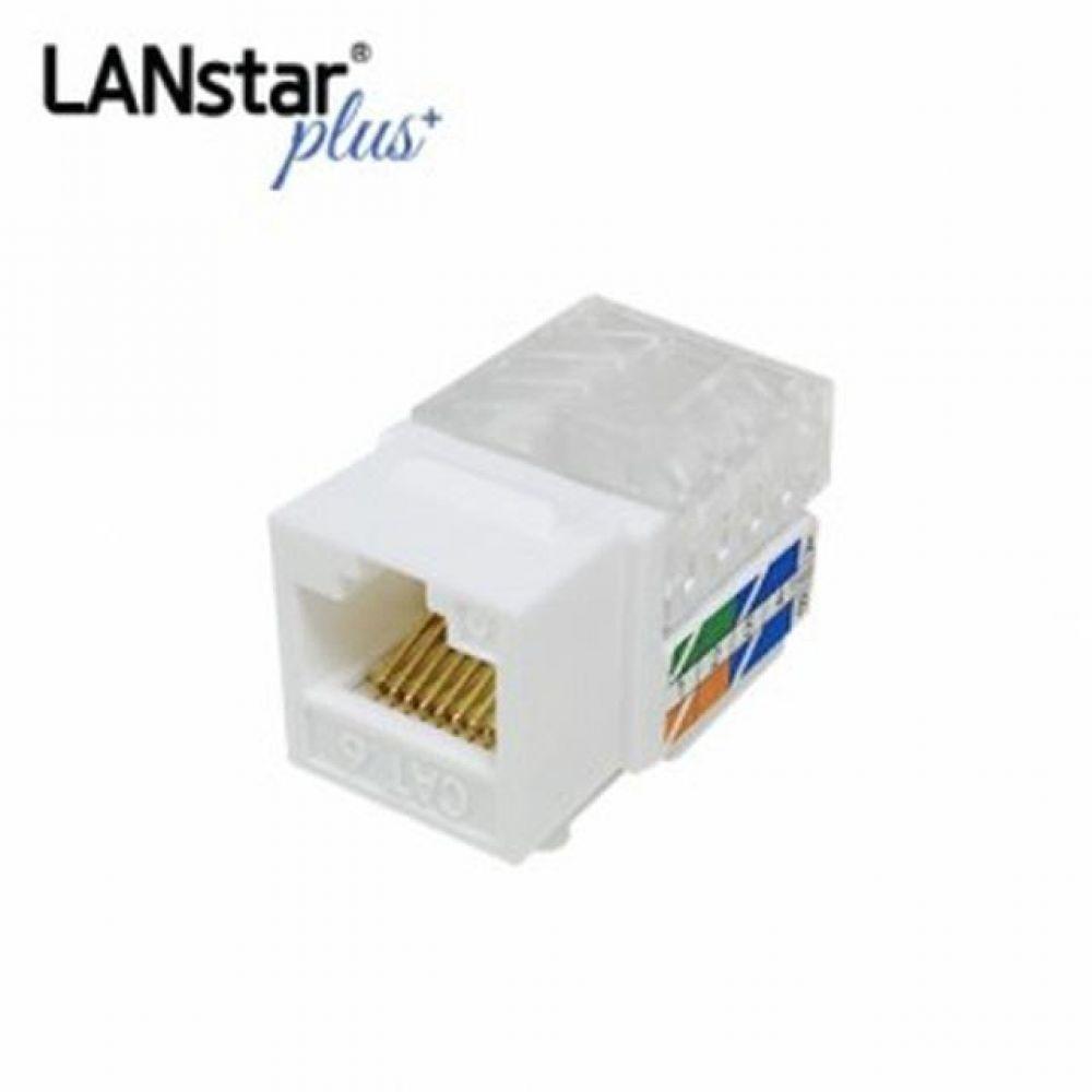 Plus-UTP CAT.6 8P8C 키스톤잭 모듈 L-Type White 컴퓨터용품 PC용품 컴퓨터악세사리 컴퓨터주변용품 네트워크용품 랜선 인터넷케이블 기가랜선 utp케이블 공유기 hdmi케이블 랜커플러 lan케이블 랜커넥터 평면랜케이블