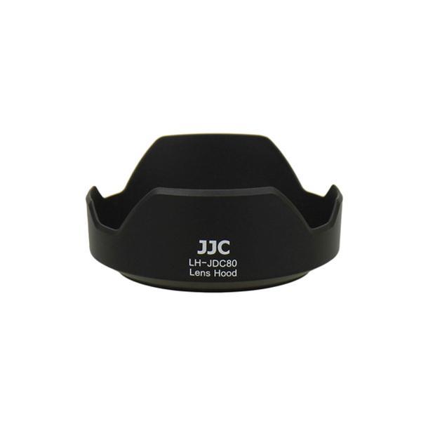 JJC 캐논 LH-DC80 호환후드 (LH-JDC80/파워샷 G1X Mark II용) 카메라렌즈후드 캐논렌즈후드 니콘렌즈후드 소니렌즈후드 호환렌즈후드