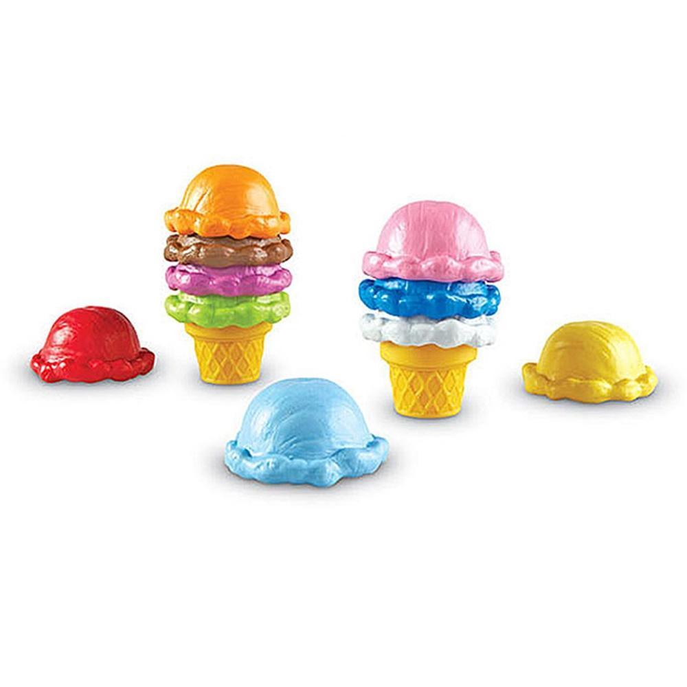 아이스크림 어린이 아이 학습 교구 스마트 무지개 유아원 장난감 학습교구 교구 놀이교구