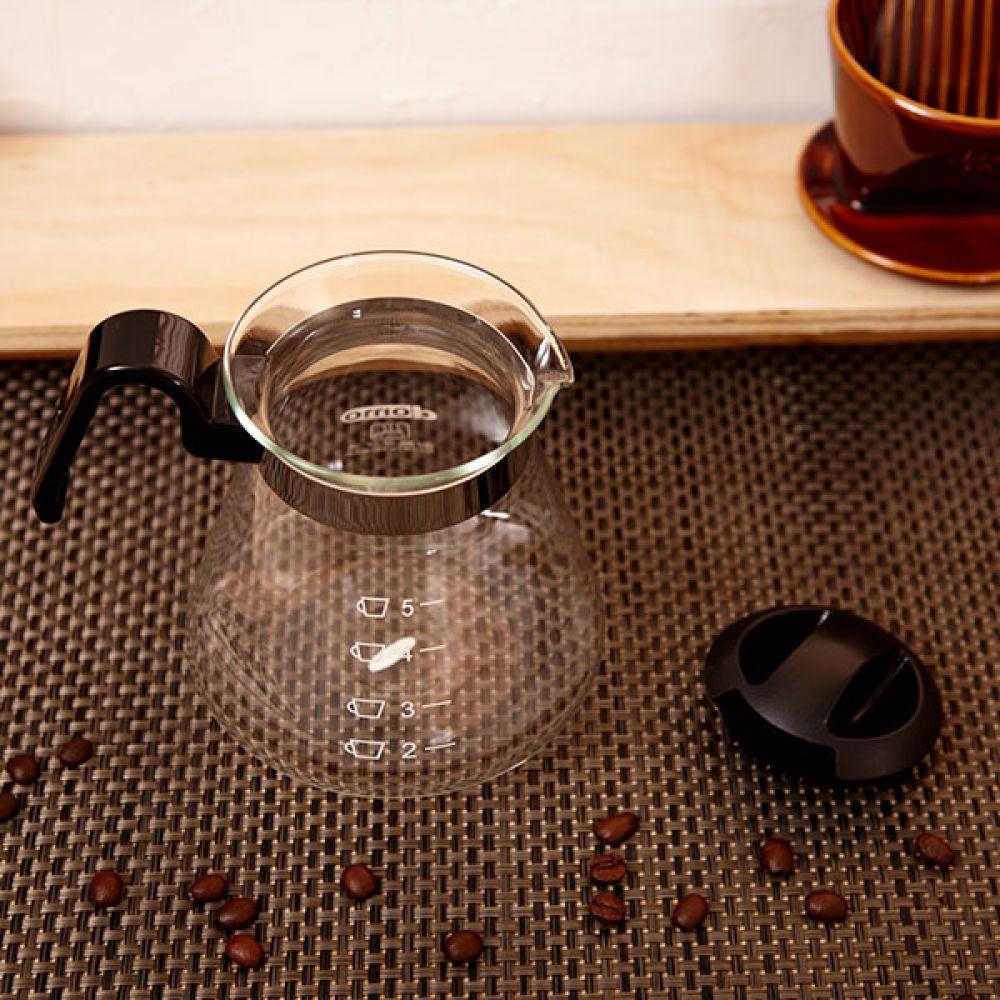 커피서버 600ml 핸드드립 커피포트 드립서버 커피용품 커피포트 핸드드립 커피서버 커피용품 드립서버