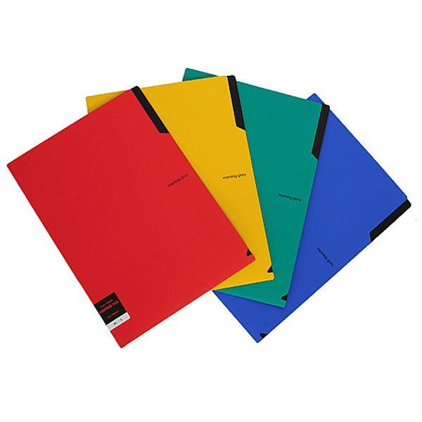 1200 투칼라 키핑화일 X 6ea 모닝글로리 파일 봉투화일 레일화일 디자인화일