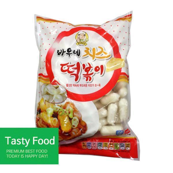 (냉동)명가에프씨 치즈떡볶이1kgX10개 분식 명가에프씨 떡볶이 식자재 식품