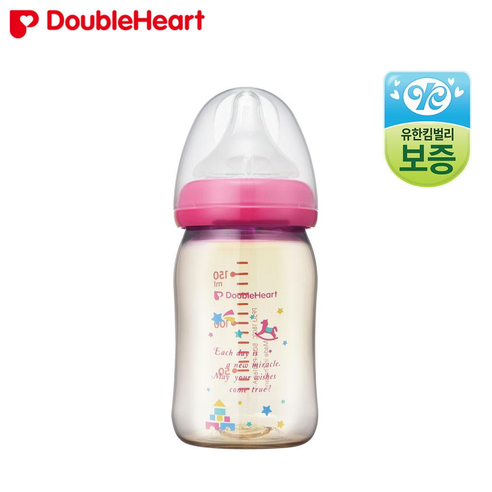 소프트터치 모유실감 젖병 160ml 토이 수유용품 신생아젖병 수유용품 아기젖병 젖병 유아용품