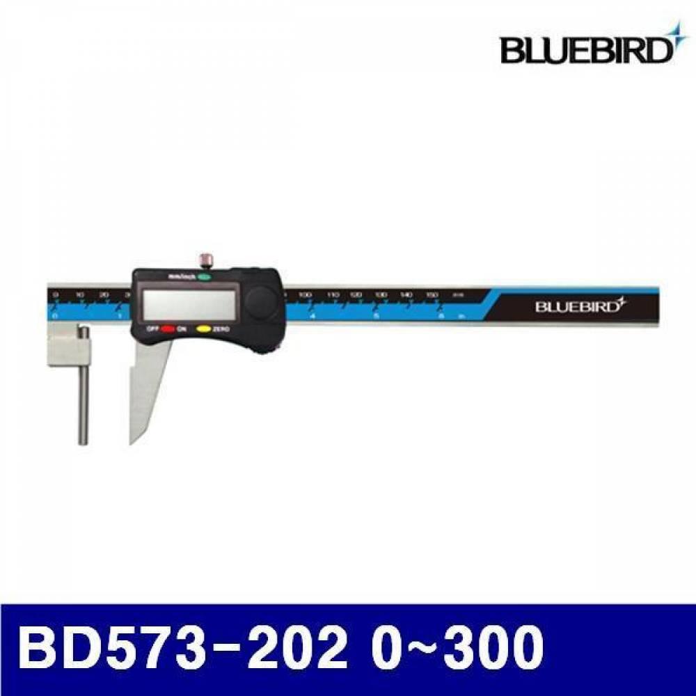 블루버드 4008648 디지털 캘리퍼스- 튜브타입 BD573-202 0-300 0.01 (1EA) 노기스 켈리퍼스 측정공구 계측기 측정공구 캘리퍼스 버니어갤리퍼스
