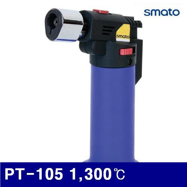 스마토 2231075 가스토치 (단종)PT-105 1 300(도) 28min (1EA) 용접기자재 토치 용단기 가스토치 스마토 공구