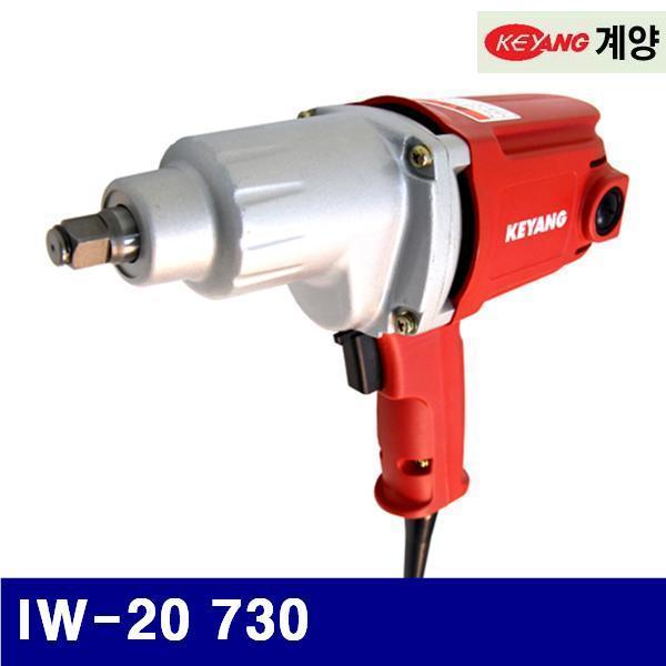 계양 5034297 임팩트렌치 IW-20 730 3.1 (1EA) 전동 엔진 전동공구 전기임팩렌치 계양 공구