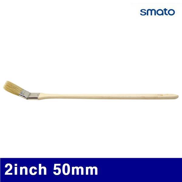 스마토 1029640 앵글 꺾기붓 2Inch 50mm 45mm (10EA) 작업공구 목공공구 조각도 조각끌 스마토 공구