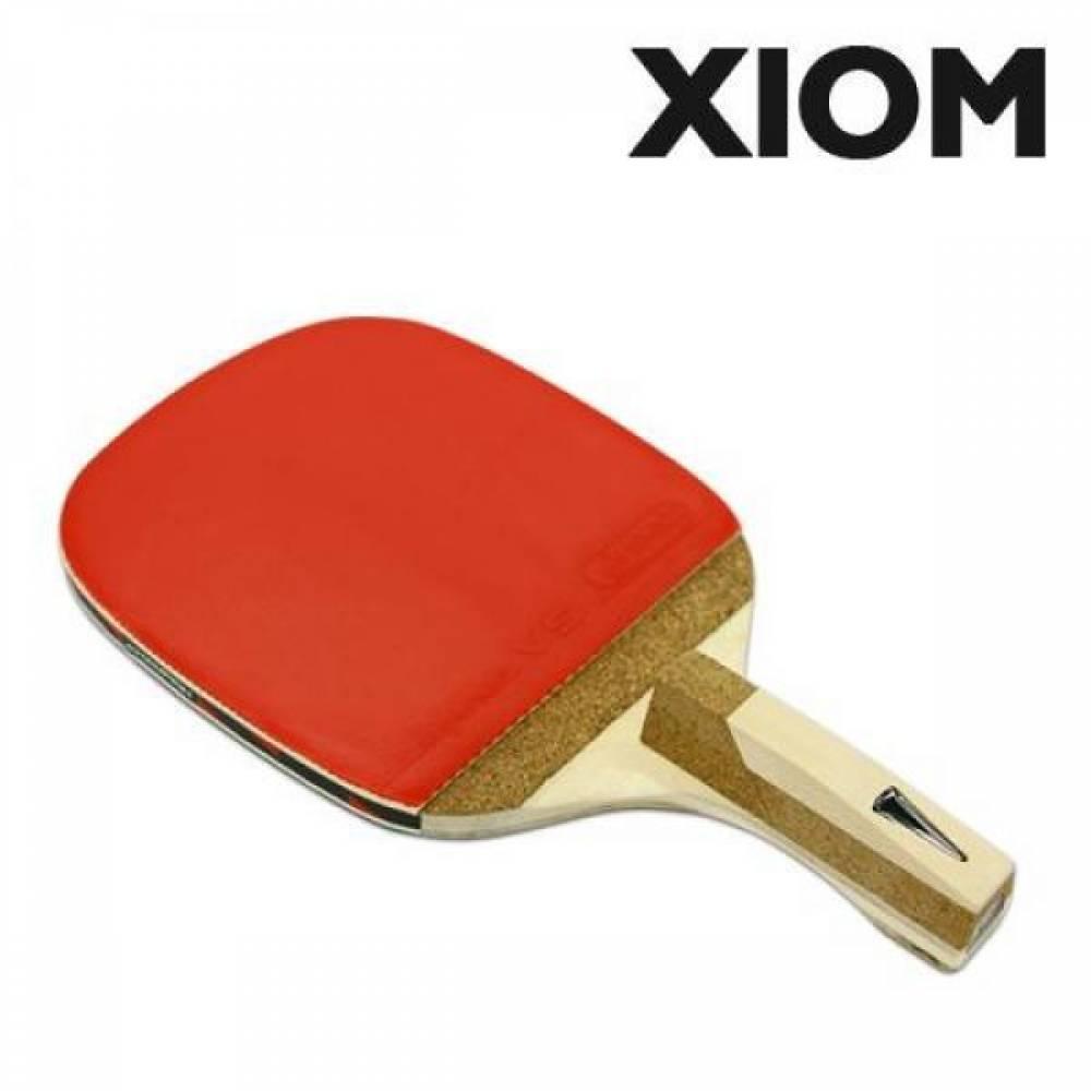 XIOM V1.8PH 탁구라켓 탁구 탁구용품 라켓용품 탁구라켓 탁구공